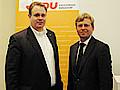 Dennis Gladiator und Rüdiger Kruse