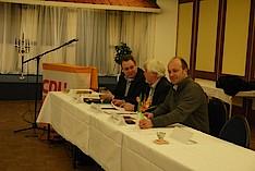 Dennis Gladiator, Ralf-Dieter Fischer, Jörn Frommann