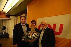 Dennis Gladiator, Dr. Herlind Gundelach, Ralf-Dieter Fischer
